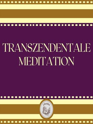 cover image of Transzendentale Meditation