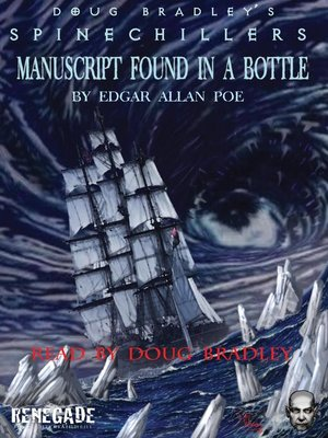 cover image of MS Found in a Bottle