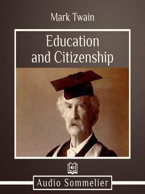 cover image of Education and Citizenship