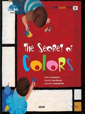 cover image of The Secret of Colors