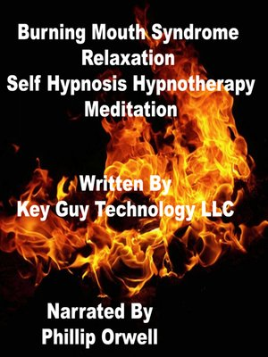 cover image of Burning Sensation Self Hypnosis Hypnotherapy Meditation