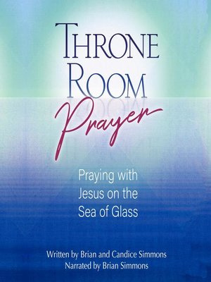 cover image of Throne Room Prayer
