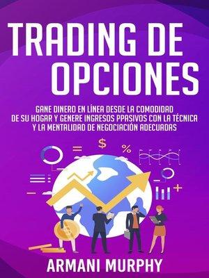cover image of Trading de Opciones