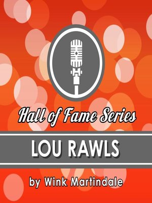 cover image of Lou Rawls