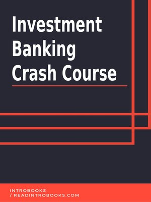 cover image of Investment Banking Crash Course