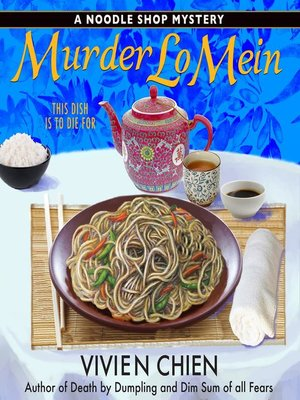 cover image of Murder Lo Mein