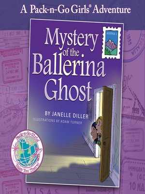 cover image of Mystery of the Ballerina Ghost