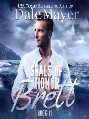 cover image of Brett: Book 11: SEALs of Honor