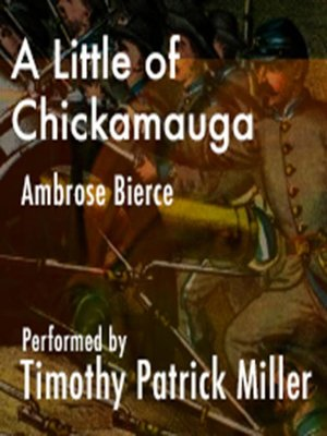 cover image of A Little of Chickamauga