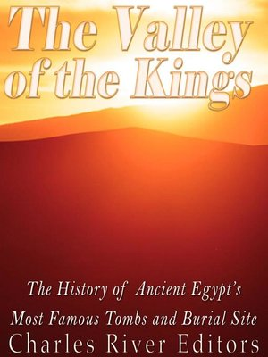 cover image of The Valley of the Kings