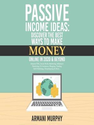 cover image of Passive Income Ideas