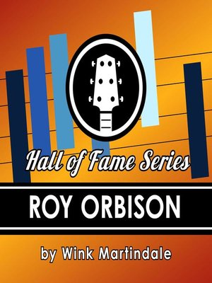 cover image of Roy Orbison