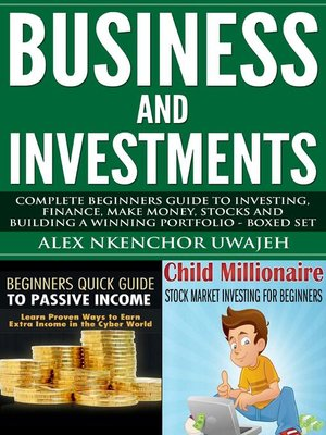 cover image of Business and Investments