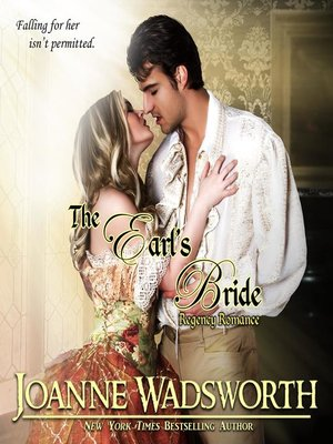 cover image of The Earl's Bride