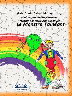 cover image of Le Monstre Fainéant