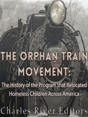 cover image of The Orphan Train Movement