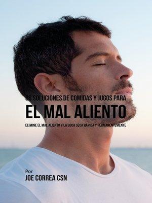 cover image of 86 Soluciones de Comidas y Jugos Para El Mal Aliento