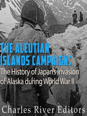 cover image of The Aleutian Islands Campaign
