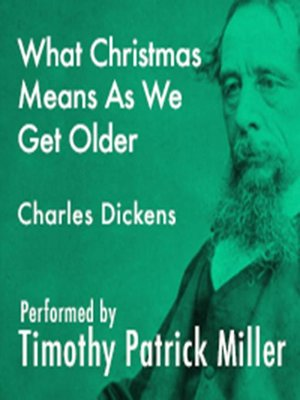 cover image of What Christmas Means As We Grow Older