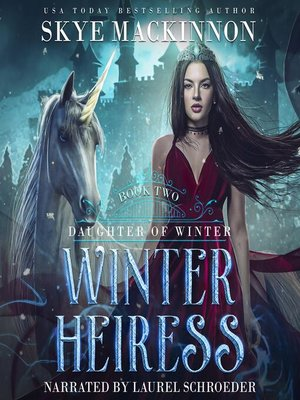 cover image of Winter Heiress