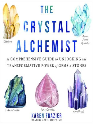 cover image of The Crystal Alchemist