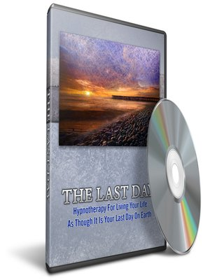 cover image of Hypnosis for Living Each Day As Though It Is Your Last Day
