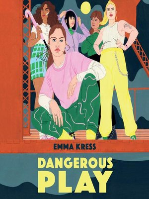 cover image of Dangerous Play