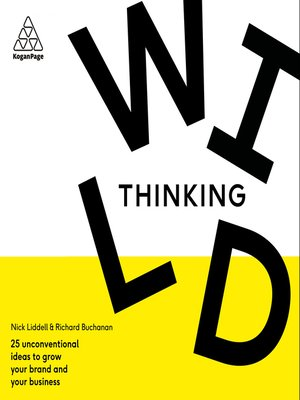 cover image of Wild Thinking