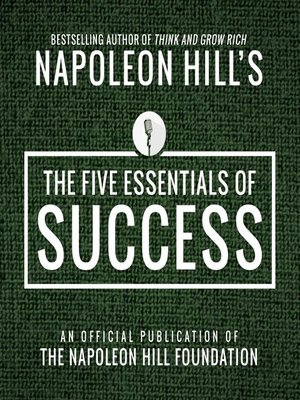 cover image of The Five Essentials of Success