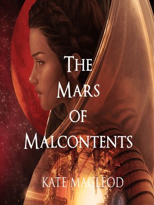 cover image of The Mars of Malcontents