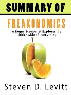 cover image of A Summary of Freakonomics