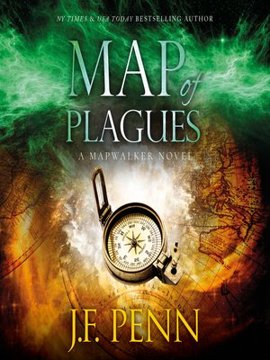 cover image of Map of Plagues