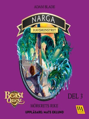 cover image of Narga--havsmonstret