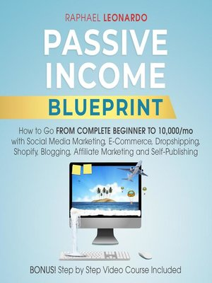 cover image of Passive Income Blueprint