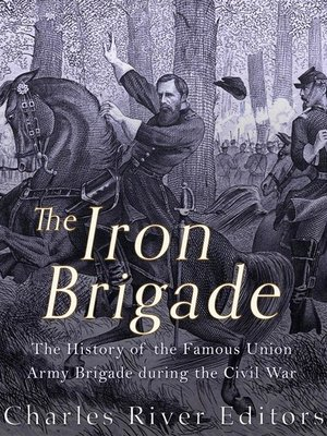cover image of The Iron Brigade