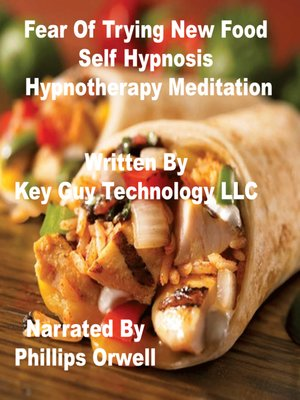 cover image of Fear of Trying New Food Self Hypnosis Hypnotherapy Meditation