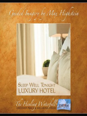cover image of Sleep Well Tonight--Luxury Hotel