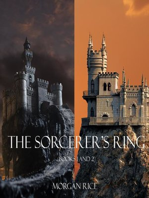 cover image of Sorcerer's Ring Bundle (Books 1 and 2)