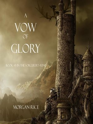 cover image of A Vow of Glory
