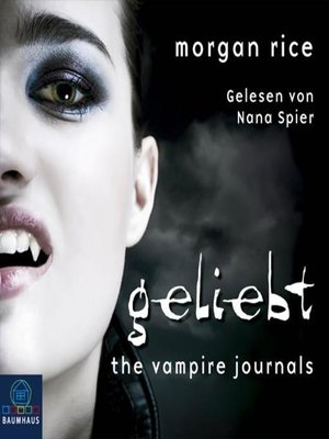 cover image of Geliebt