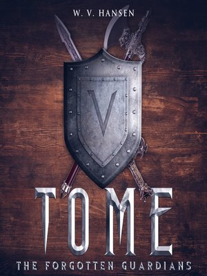 cover image of Tome the Forgotten Guardians