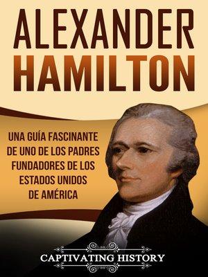 cover image of Alexander Hamilton
