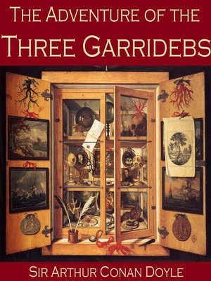 cover image of The Adventure of the Three Garridebs
