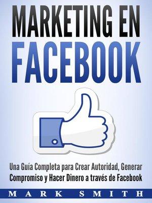 cover image of Marketing en Facebook