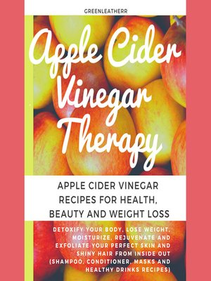 cover image of Apple Cider Vinegar Therapy