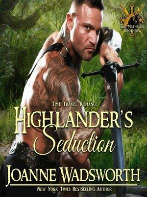 cover image of Highlander's Seduction