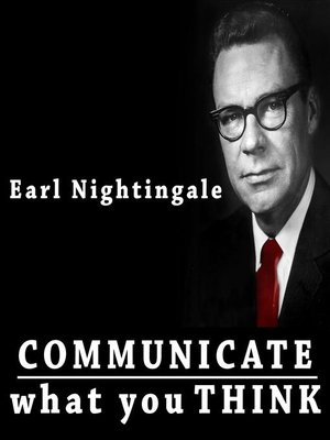 cover image of Communicate what You Think