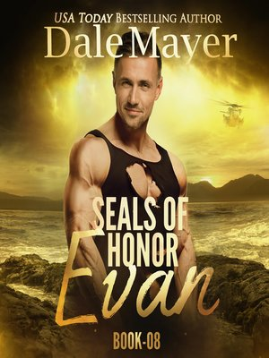 cover image of Evan: Book 8: SEALs of Honor