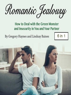 cover image of Romantic Jealousy