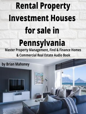 cover image of Rental Property Investment Houses for sale in Pennsylvania